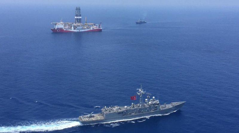 Exercice militaire conjoint Grèce-Chypre-Italie-France — Méditerranée orientale