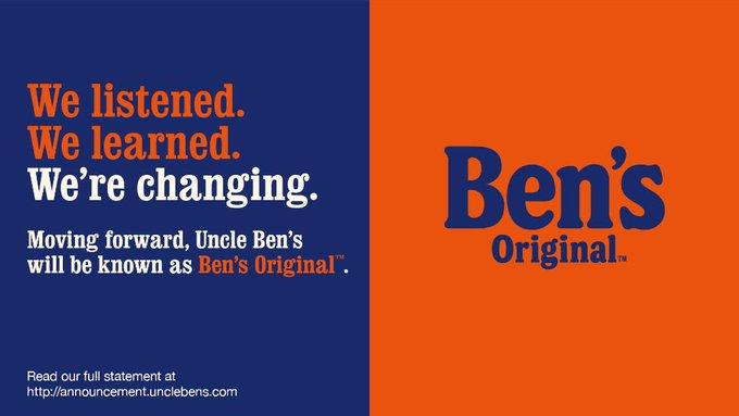 Jugée raciste, la marque Uncle Ben's va changer de nom
