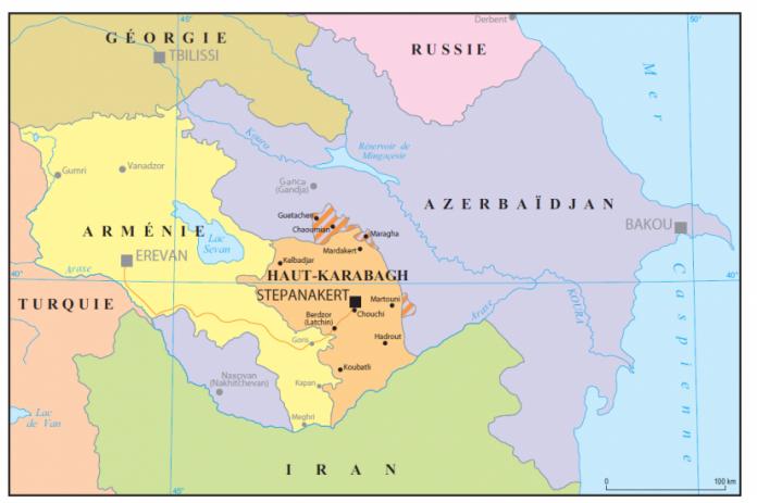 Azerbaïdjan musulman contre Arménie chrétienne : la conquête islamique…