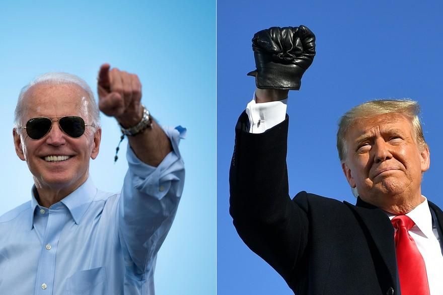 Joe Biden passe devant Donald Trump en Géorgie, le dépouillement continue