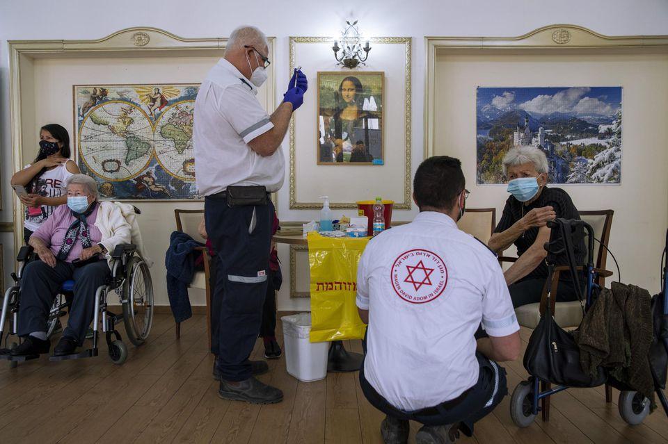 Décès suspect d'une personne de 96 ans, le vaccin Pfizer-BioNtech est-il en cause — Perpignan
