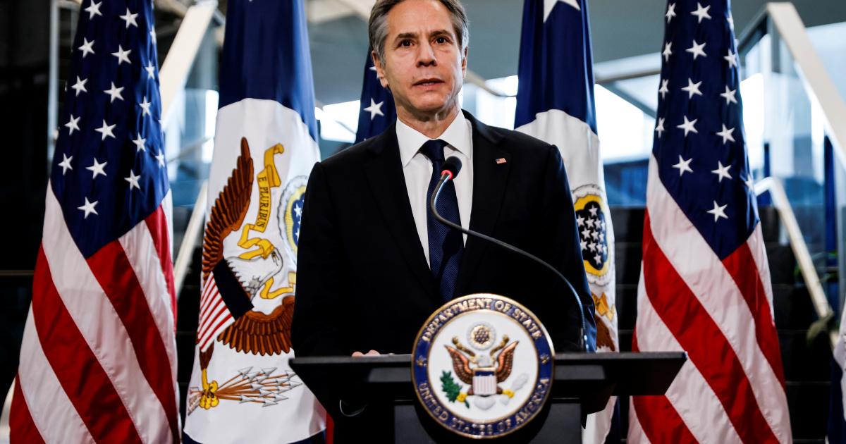 Antony Blinken confirmé au poste de secrétaire d'Etat américain