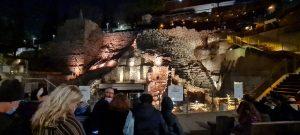 La Cité de David à Jérusalem.